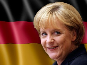 Angela Merkel learns language online with Babbel according to the Wall Street Journal