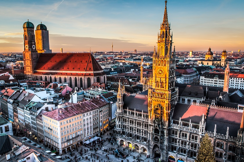 20 best cities in germany for work