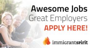 Work at Immigrant Spirit