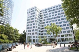 Trivago's Headquarter in Düsseldorf: Only 500 meters to the Rhine