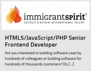 HTML5, Javascript, PHP Jobs in Germany
