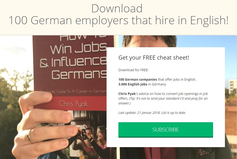 Accounting Jobs Germany,jobs abroad for English speakers ...