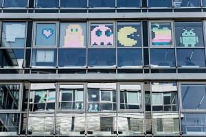Pac Man lives: Innogames Offices