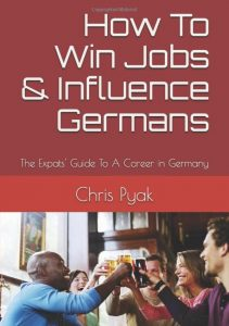 "Chris Pyak is the Author of ""How To Win Jobs & Influence Germans""."