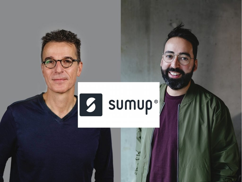 Andi Zink and Steven Gilmore talk about English jobs at SumUp in Germany